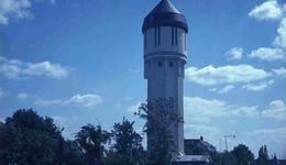 DIA01743 Brielle; ; De Watertoren, ca. 1970