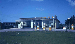 DIA01773 Het Shell Quick Servicebedrijf Van Trigt; ca. 1970