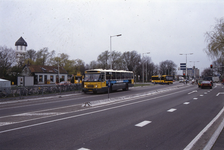 DIA02461 Brielle; ; Het busstation langs de Groene Kruisweg, ca. 1996