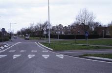 DIA02556 De Welleweg vanaf de Schrijversdijk; ca. 1991
