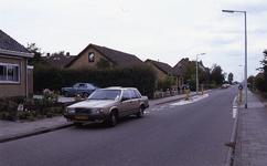 DIA35052 Woningen langs de Eeweg; ca. 1993