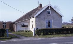 DIA36138 Boerderij langs de Boomweg; ca. 1993