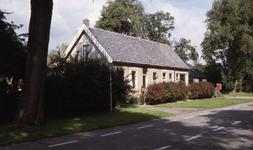 DIA36173 Boerderij langs de Boomweg; ca. 1993