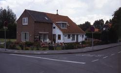 DIA36175 Woning langs de Korteweg; ca. 1993