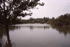 DIA36205 Kijkje op de Tenellaplas; ca. 1980