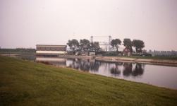 DIA40067 Spijkenisse; ; Gemaal bij het Voedingskanaal, 1973