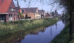 DIA40234 De Vierambachtenboezem, gezien vanaf de Eerste Heul; 18 mei 1970
