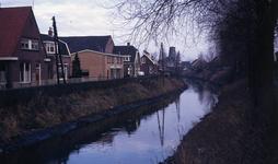 DIA40326 De restauratie van de molen is begonnen; 28 december 1972