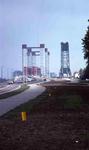 DIA40555 Spijkenisse; ; Nieuwe Spijkenisserbrug in gebruik, 16 september 1978
