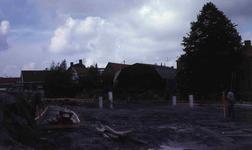 DIA40569 Spijkenisse; ; Herinrichting van de Oude Haven, 7 juni 1979