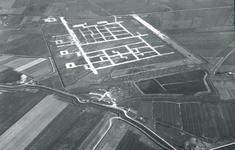 DIA41871 Spijkenisse; ; Bouwrijpmaken van de polder Braband, 1963