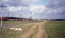 DIA42092 File voor de Botlekbrug; 1972