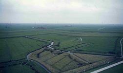 DIA42147 Spijkenisse; ; Luchtfoto van de Biertse polder, ca. 1977