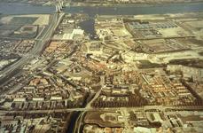 DIA42206 Spijkenisse; ; Spijkenisse vanuit de lucht, ca. 1982