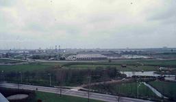 DIA42264 Spijkenisse; ; Het terrein van autohandel Baris, ca. 1980