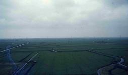 DIA42273 Spijkenisse; ; De polder rond Spijkenisse, ca. 1980