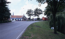 DIA69153 Texaco tankstation; ca. 1993