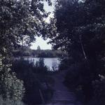 DIA_GF_1018 Kijkje op de Tenellaplas; 31 augustus 1962