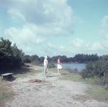 DIA_GF_1039 Kijkje op de Tenellaplas; 19 augustus 1962