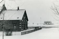 AB_HAASDIJK_003 Boerderij op de hoek van de Haasdijk en de Gemeenlandsedijk Zuid; 1984
