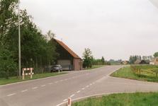 AB_HAASDIJK_004 Haasdijk ter hoogte van de Nieuwlandseweg; 29 juni 1999