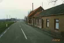 AB_HAASDIJK_007 Kijkje op de Haasdijk; 20 februari 1992