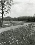AB_KERKWEG_001 De Kerkweg net buiten het dorp Abbenbroek; 1997