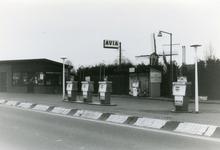 AB_RONDWEG_001 Tankstation Vermeer; 1984