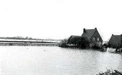 AB_WATERSNOODRAMP_022 Woningen en tuinderij; 1 februari 1953