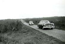 BR_BRIELSEMAASPAD_002 Brielle; Opening van het fietspad langs het Brielse Meer, ca. 1960