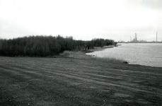BR_BRIELSEMEER_096 Het recreatiegebied langs het Brielse Meer, bij de Krabbeweg voor de aanleg van het golfterrein ...