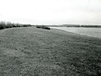 BR_BRIELSEMEER_104 Het recreatiegebied langs het Brielse Meer, bij de Krabbeweg voor de aanleg van het golfterrein ...