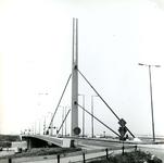 BR_BRUGGEN_HARMSENBRUG_006 Brielle; De Harmsenbrug over het Hartelkanaal, 18 juli 1972