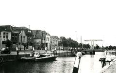 BR_BRUGGEN_JULIANABRUG_057 De Julianabrug en het Maarland Zuidzijde; ca. 1980