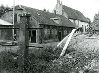 BR_DERIK_HUISTERUGGE_002 Het Huis te Rugge, oorspronkelijk was dit het St. Andriesklooster, later werd het uitgebreid ...
