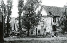 BR_DERIK_HUISTERUGGE_020 Afbraak van het Huis te Rugge; 1968