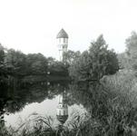 BR_GJVDBOOGERDWEG_WATERTOR_023 De watertoren; ca. 1965