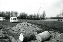 BR_ROCHUSMEEUWISZOONWEG_032 Het graven van de jachthaven M.H. Tromp; April 1973
