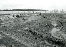 BR_ROCHUSMEEUWISZOONWEG_035 Het graven van de jachthaven M.H. Tromp; April 1973
