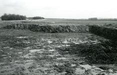 BR_ROCHUSMEEUWISZOONWEG_036 Het graven van de jachthaven M.H. Tromp; April 1973