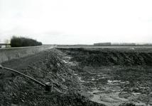 BR_ROCHUSMEEUWISZOONWEG_037 Het graven van de jachthaven M.H. Tromp; April 1973