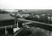 BR_ROCHUSMEEUWISZOONWEG_040 Het graven van de jachthaven M.H. Tromp; April 1973