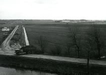 BR_ROCHUSMEEUWISZOONWEG_041 Het graven van de jachthaven M.H. Tromp; April 1973