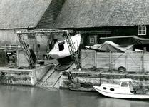 BR_TURFKADE_120 Scheepswerf Delta van Van der Torren; april 1961
