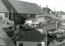 BR_TURFKADE_121 Scheepswerf Delta van Van der Torren; ca. 1960