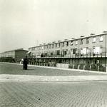 BR_WELLEWEG_015 Kijkje op de bebouwing langs de Welleweg; 14 juni 1965