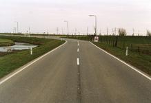 GV_POLDERWEG_02 De Polderweg nabij de Konijnendijk; 1993