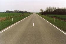 GV_POLDERWEG_03 Zicht op de Polderweg; 1993