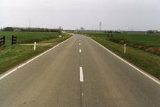 GV_POLDERWEG_04 Zicht op de Polderweg; 1993