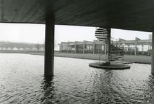 HK_BERENPLAAT_005 Hekelingen; Maquette van het drinkwaterbedrijf Berenplaat, 1961